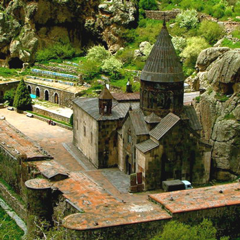 Храмовый комплекс Гегард