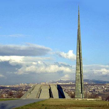Мемориал памяти жертв Геноцида 1915 года